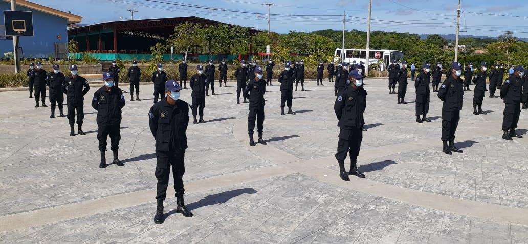 Policía Nacional incorpora a sus filas, nuevos agentes de Operaciones Especiales