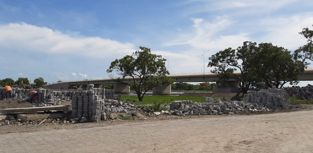 Avanza tercera etapa del proyecto de carretera entre Granada y Malacatoya