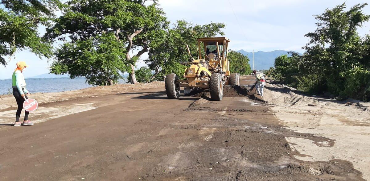Nicaragua: más caminos y carreteras serán inaugurados esta semana