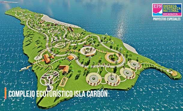 Transformarán Isla El Cardón en un Complejo Ecoturístico