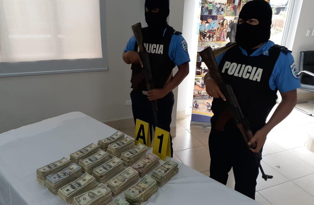 Policía Nacional asesta otro golpe al crimen organizado