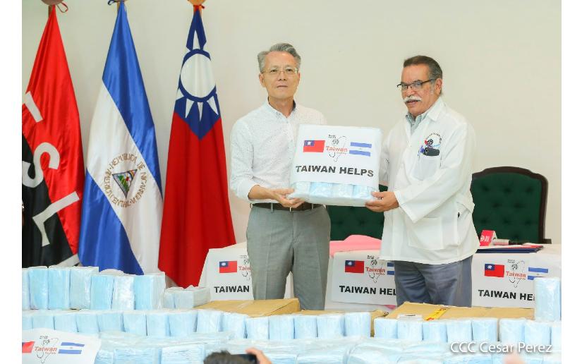 Nicaragua agradece donaciones destinadas al sistema de salud