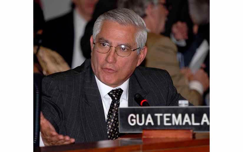 Gobierno de Nicaragua lamenta muerte del guatemalteco Haroldo Rodas Melgar