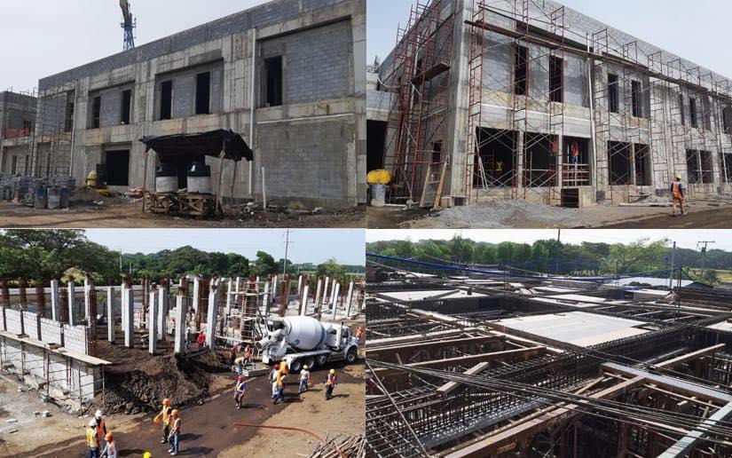 Avanza Construcción de Hospitales y otras obras para los nicaragüenses