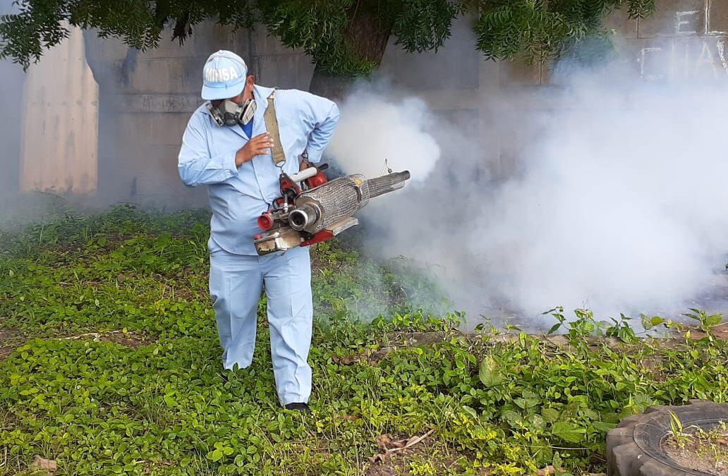 Sobreviviente de dengue hemorrágico aconseja abrir puertas a la fumigación