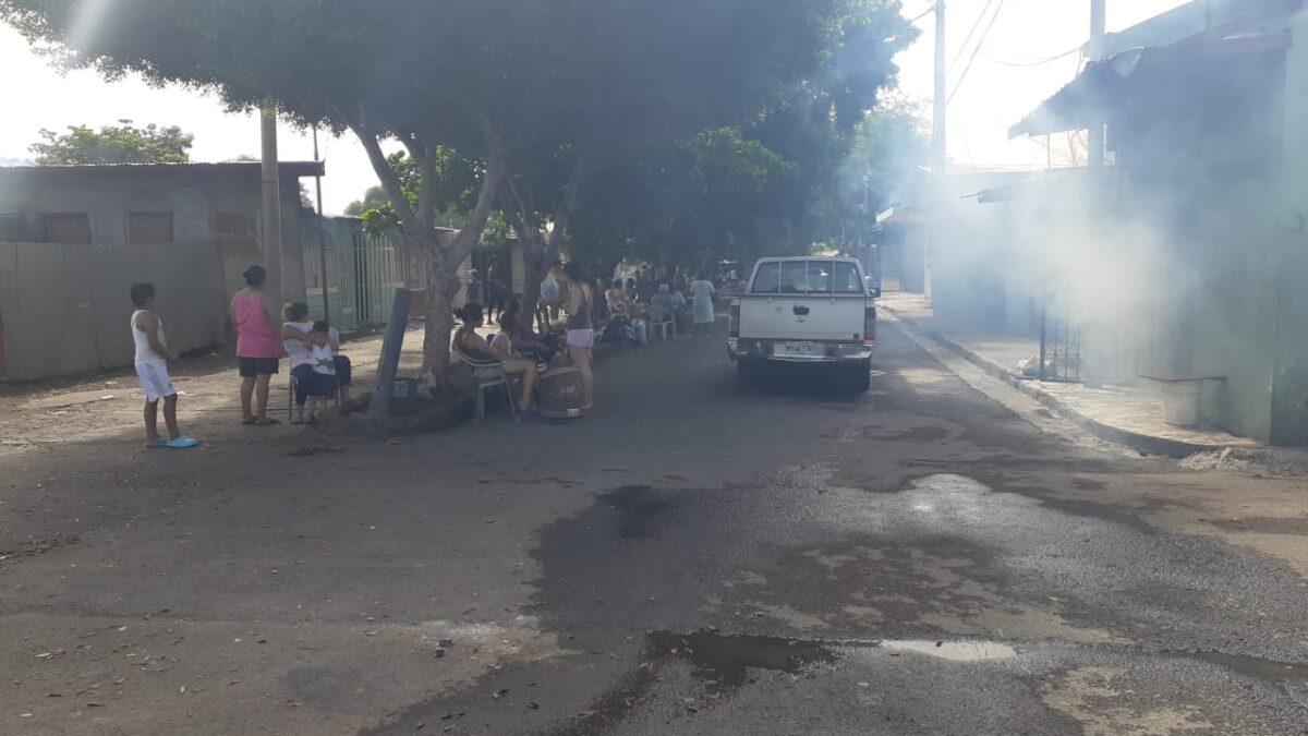 Habitantes en los barrios participan de lucha antiepidémica