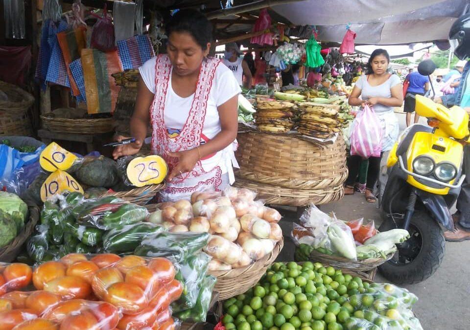 Precios estables en mercados de Managua