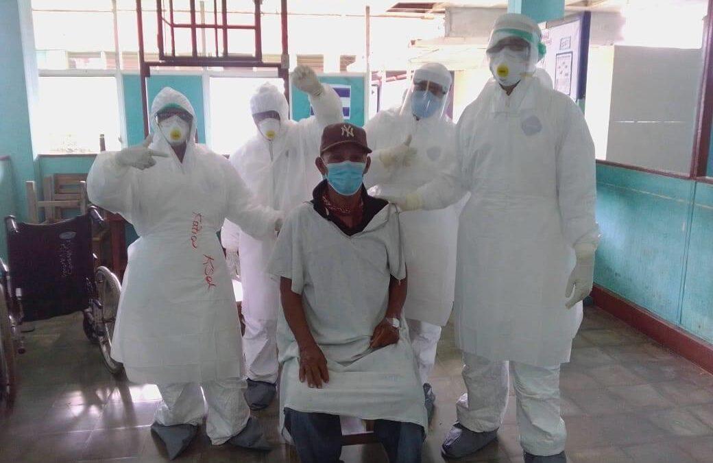 1 mil 489 nicaragüenses se han recuperado de COVID-19