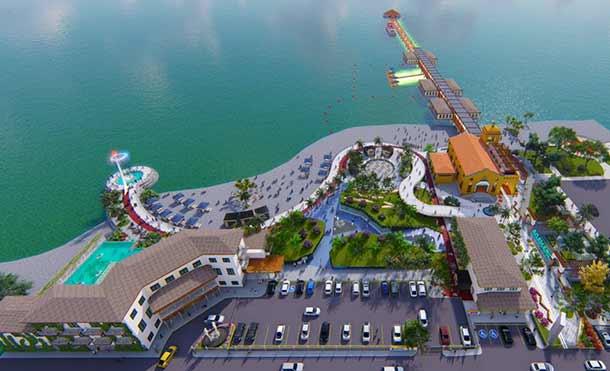 Así será el Puerto Plaza de Granada