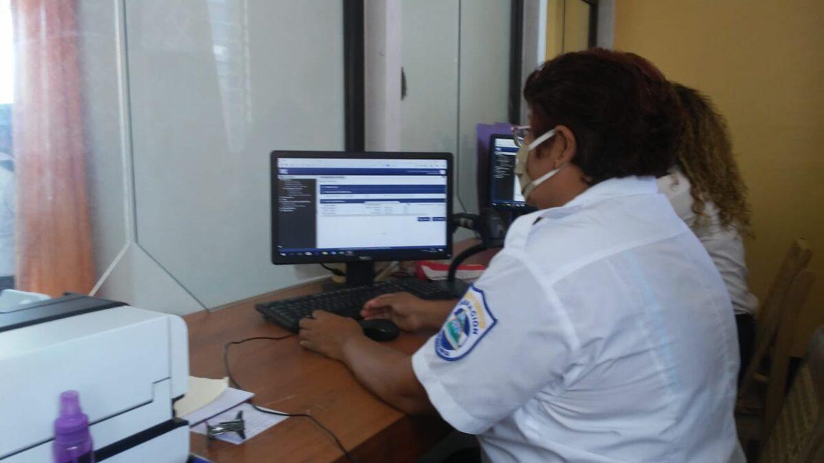 Horarios normales para tramites migratorios en Ciudad Sandino