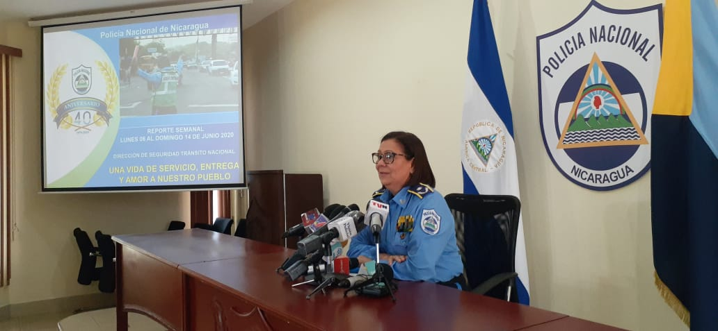 Dirección de Tránsito reporta 14 fallecidos en accidentes automovilísticos