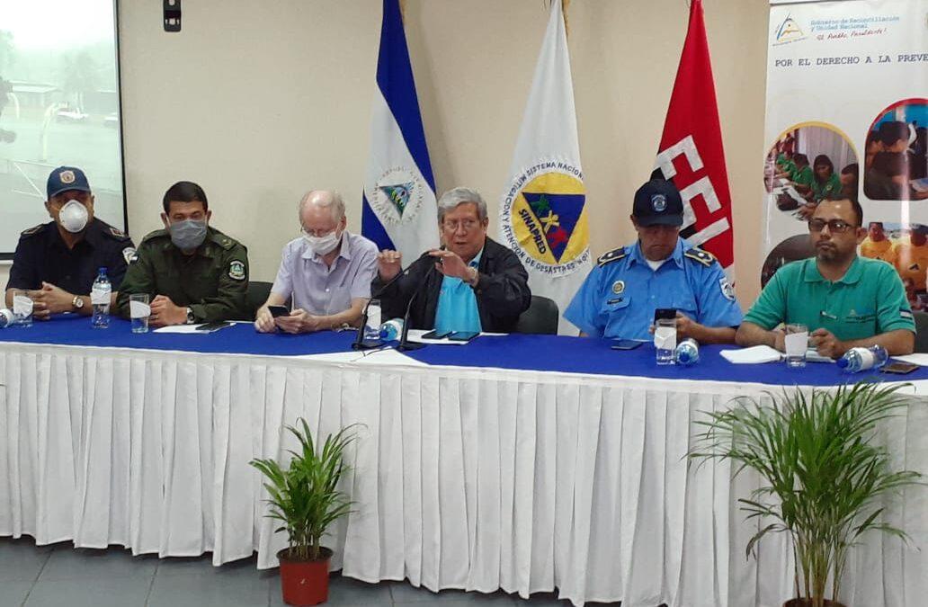 Descartan alerta de Tsunami en Nicaragua tras terremoto en México