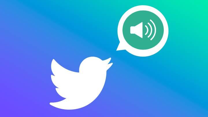 Twitter se renueva y estrena tuits de audio de 140 segundos