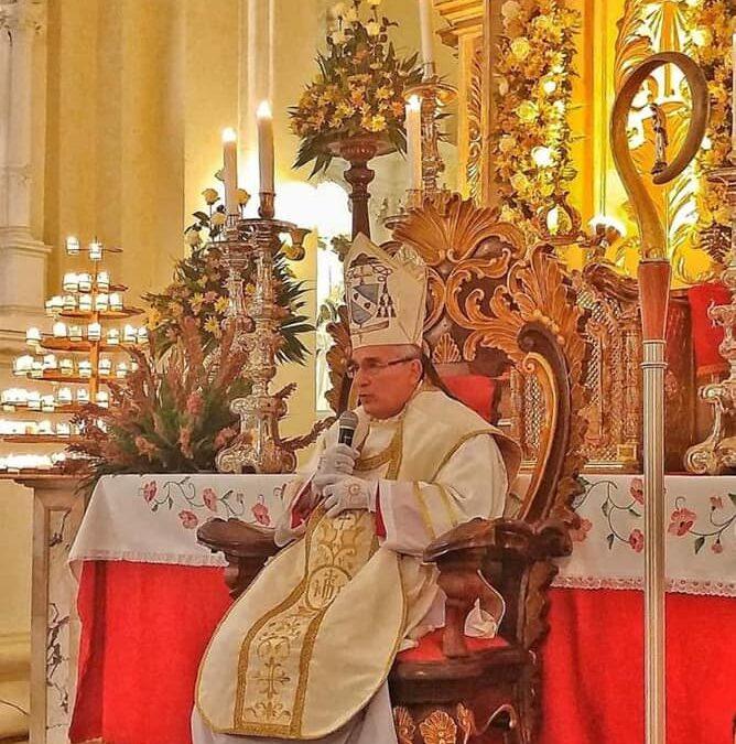 Gobierno de Nicaragua lamenta muerte de Monseñor Bosco Vivas Robelo