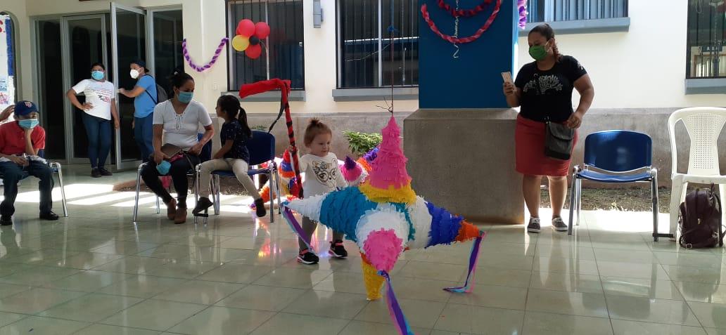 Celebran el séptimo aniversario del Centro de Cardiología Pediátrico