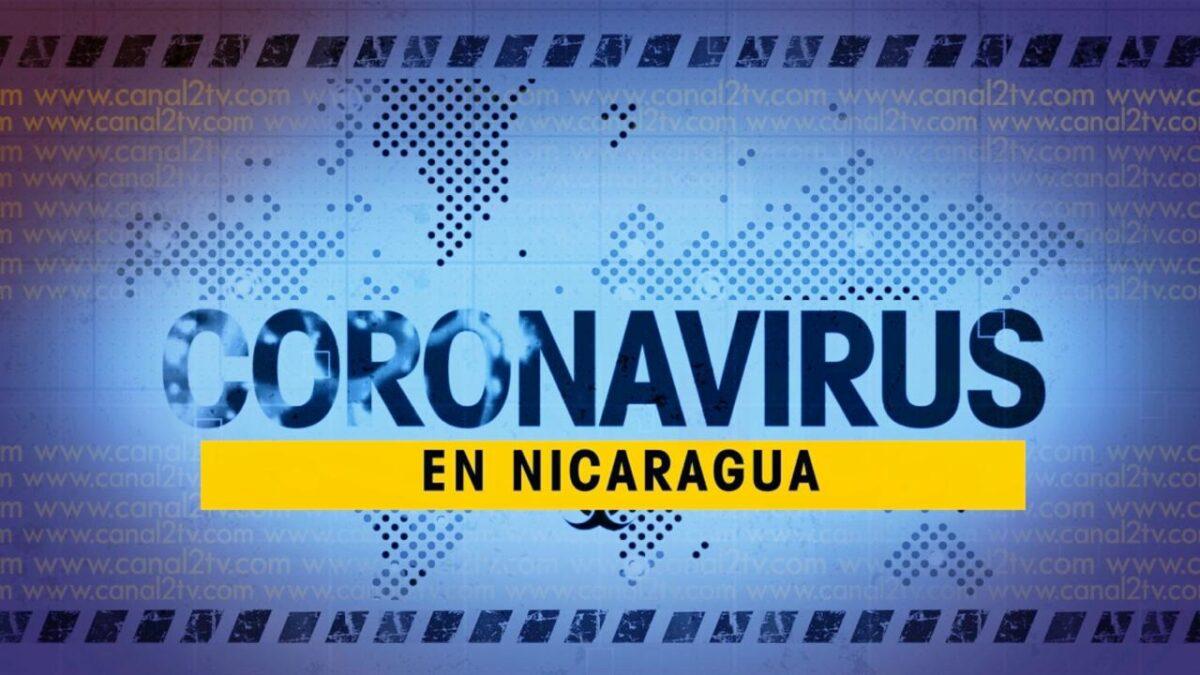 Nicaragua: Así se ha comportado el COVID-19 en 7 días