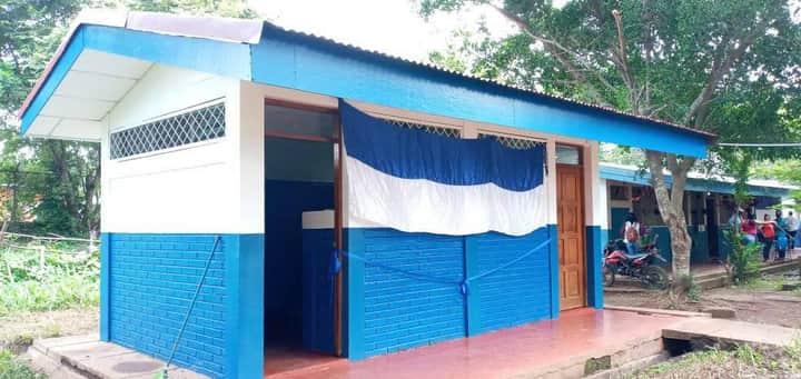 Mejoras Centro Educativo Rubén Darío de SantaTeresa