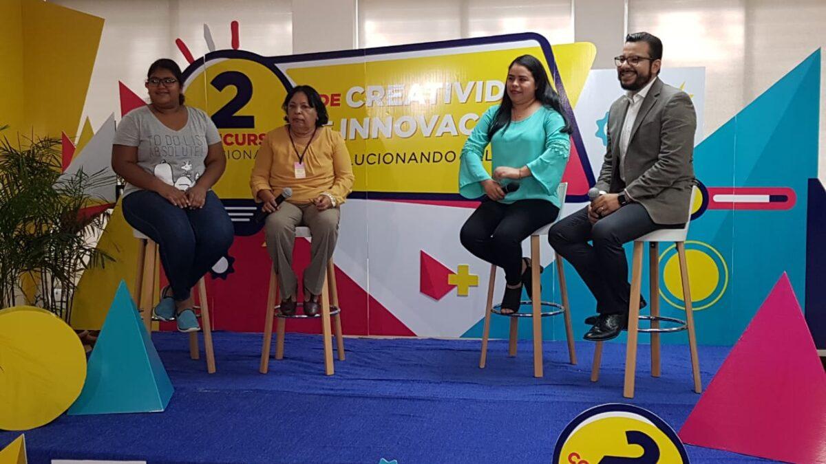 Convocan al segundo Concurso Nacional de Creatividad e Innovación