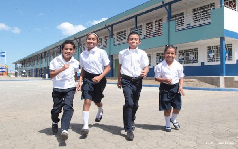 44 millones de córdobas para reparar escuelas en Nicaragua