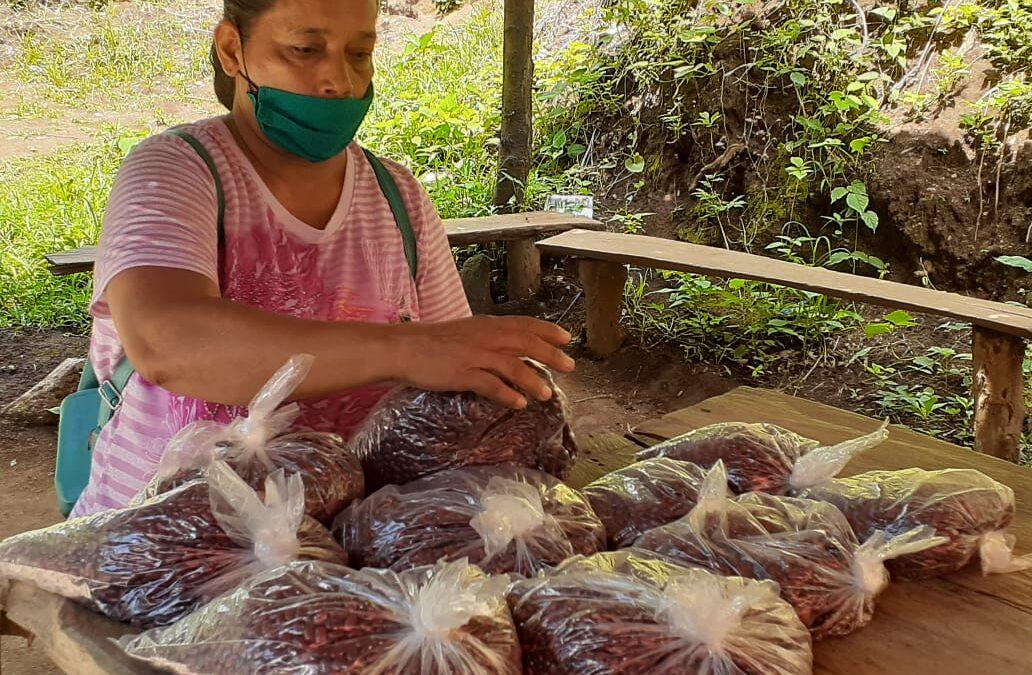 Venta de frijoles a precios bajos llega a más barrios de Managua