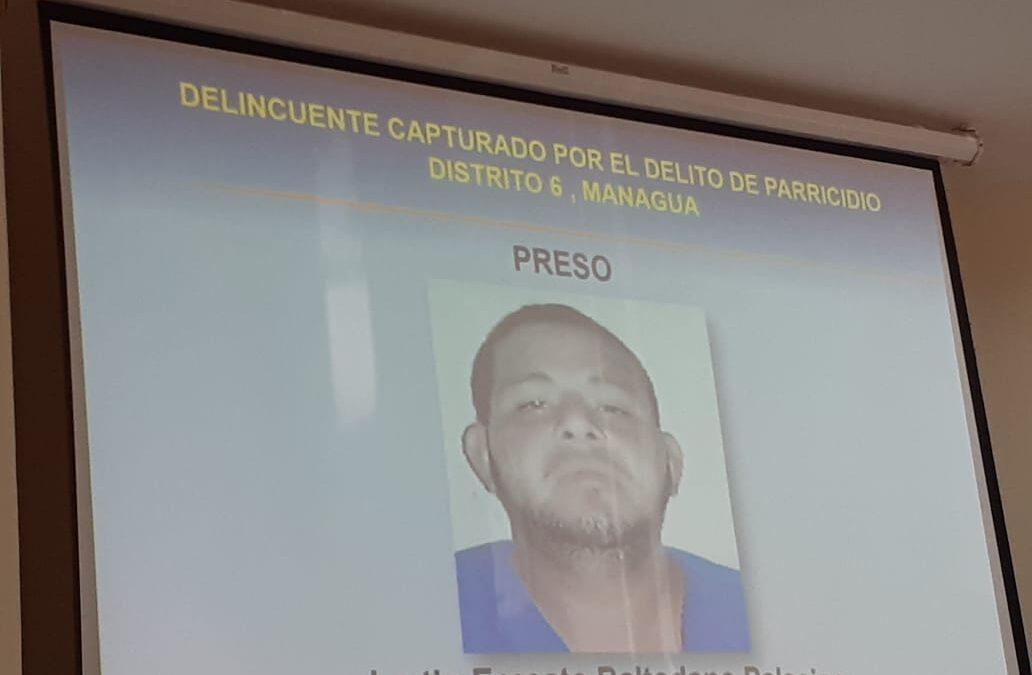 Tras las rejas hombre que mató a su hermano en Managua