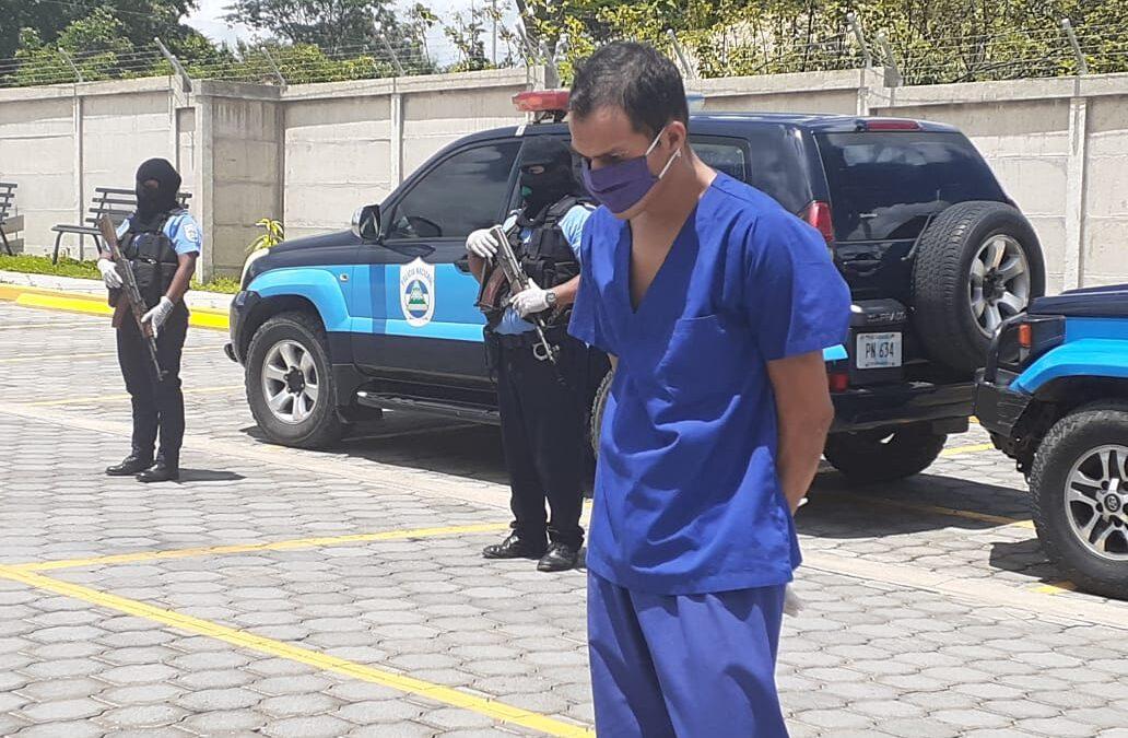 Policía Nacional esclarece homicidio y robo con intimidación