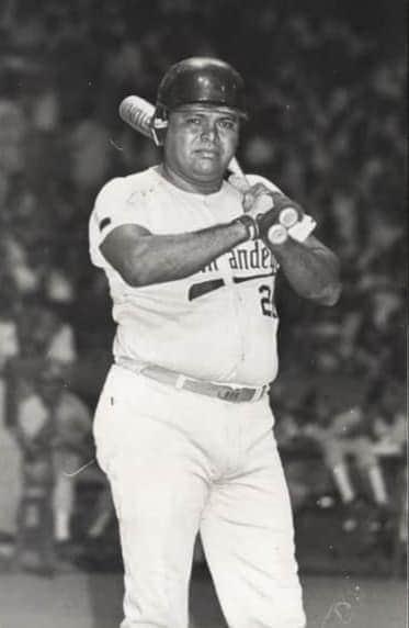 Fallece el mas grande bateador chinandegano de la historia