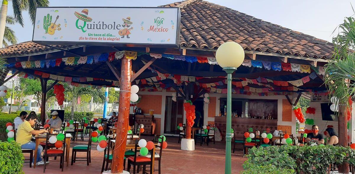 """""""Quiúbole"""", el nuevo restaurante del Salvador Allende"""