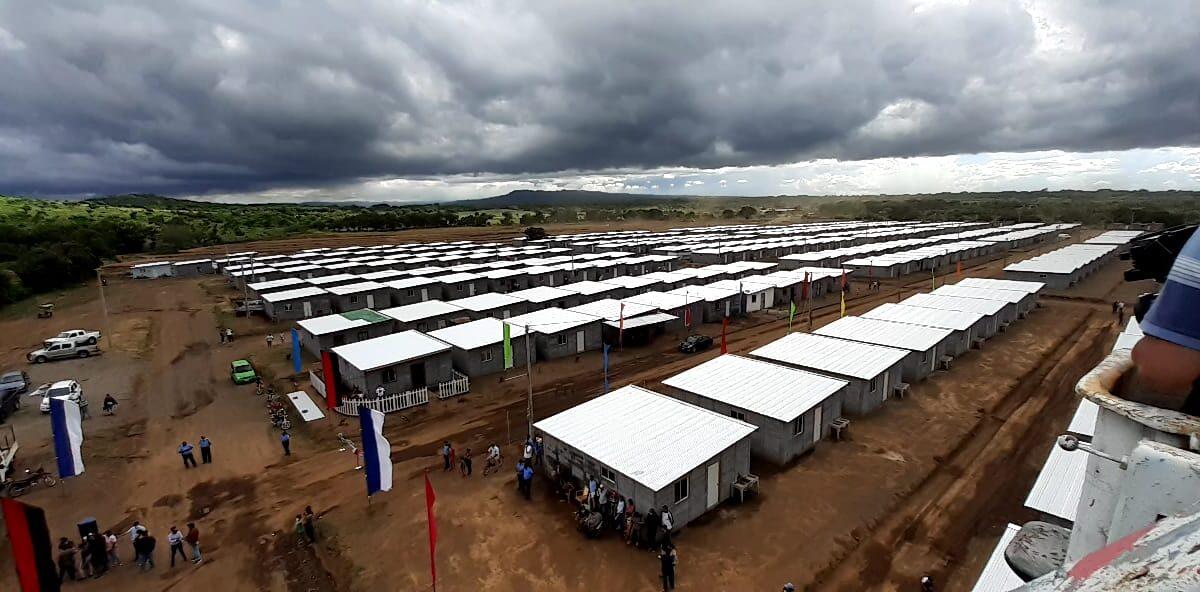 500 familias capitalinas cumplieron su sueño de tener una vivienda