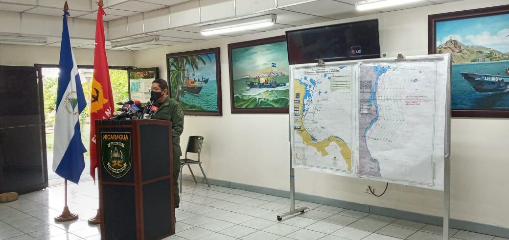 Intensifican labores para rescate de miembros de la Fuerza Naval desaparecidos