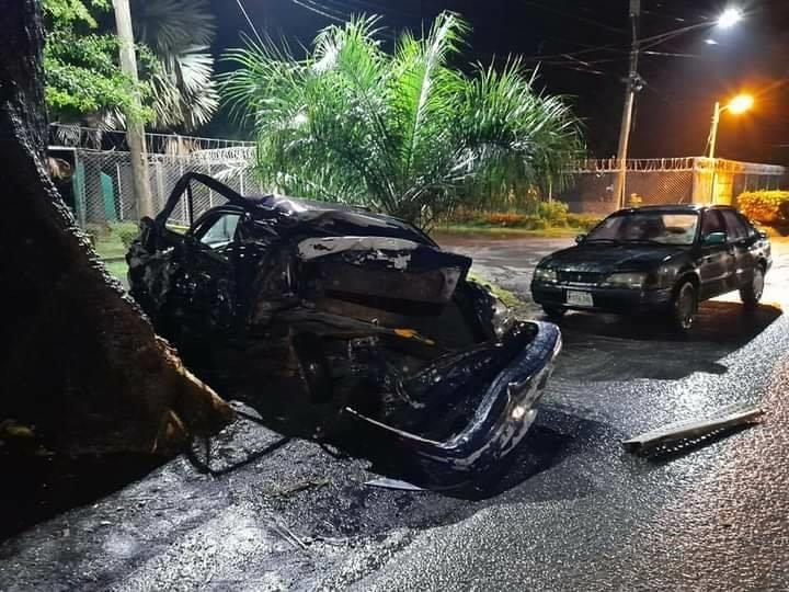 15 fallecidos en accidentes automovilísticos, reporta la Policía Nacional en la semana