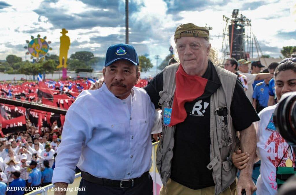 Nicaragua rendirá homenajes a Brian Wilson este 1 de septiembre
