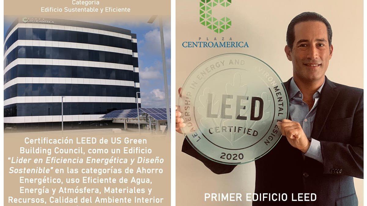 Nicaragua oficialmente cuenta con el primer edificio ecoamigable