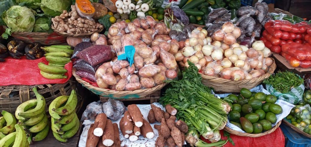 Productos alimenticios bajan de precio