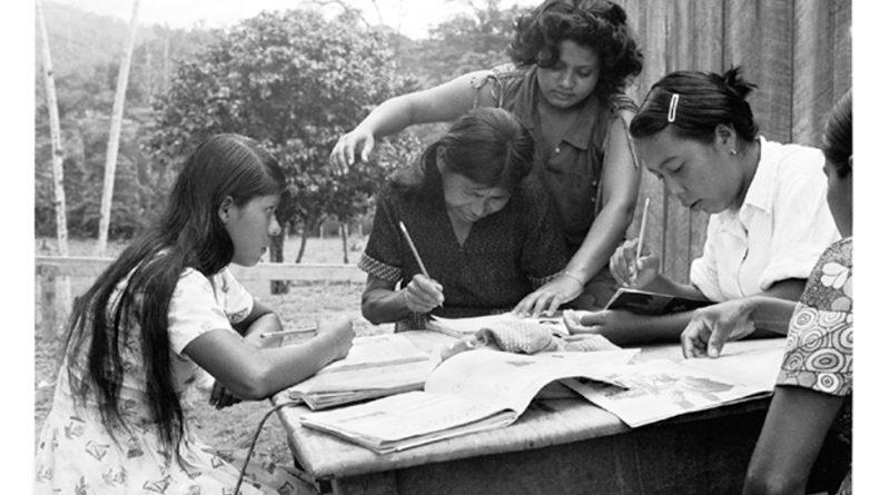 Estudiantes celebrarán 40 años de la cruzada nacional de Alfabetización