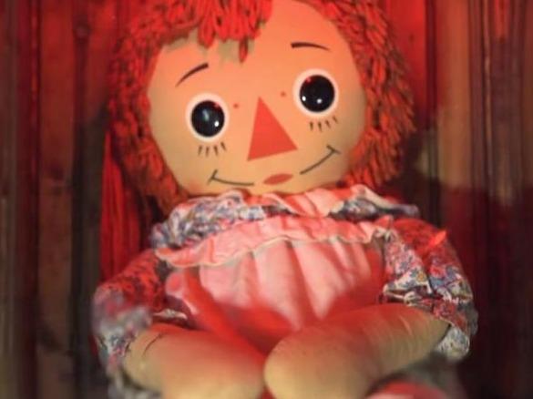 ¿Dónde está Annabelle?, el juguete original que inspiró realizar una película de terror