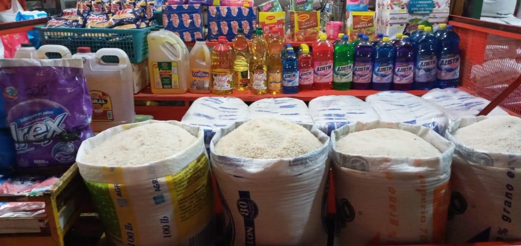 Mayoría de los productos de la canasta básica con precios estables