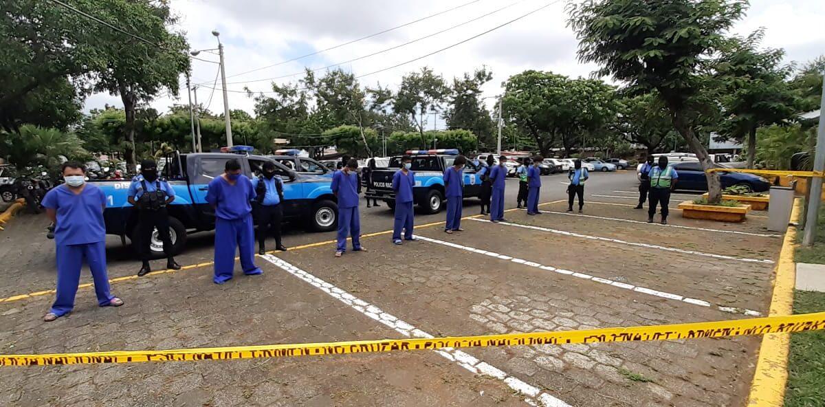 Tres bandas delincuenciales desarticuladas por la Policía Nacional