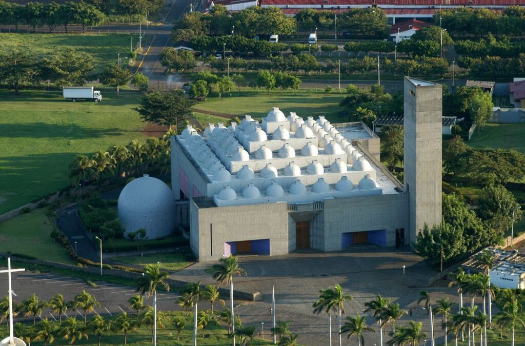 Esclarecimiento de incendio ocurrido en Catedral de Managua