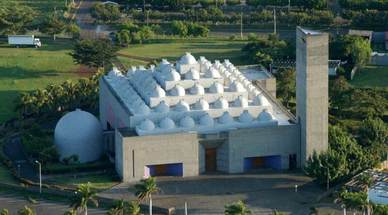 Así avanza la investigación policial sobre el incendio en la catedral de Managua