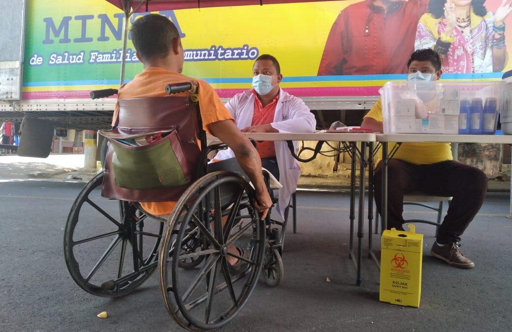 Clínicas móviles, salud para todos los nicaragüenses