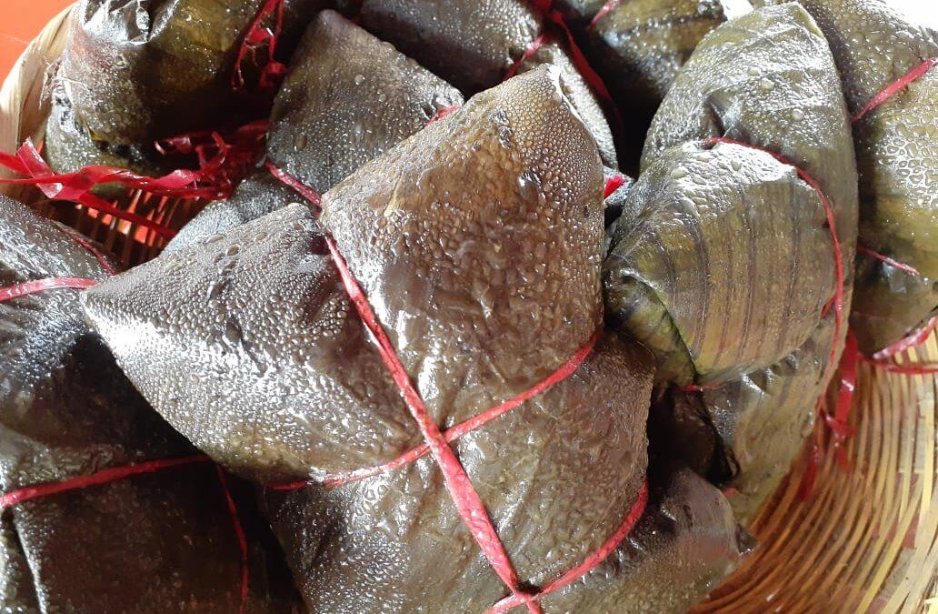 Encuentre gastronomía nicaragüense en el Parque de Ferias