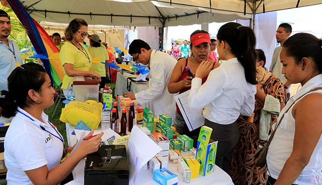 Cuerpo médico nicaragüense cumple 53 años de fundación
