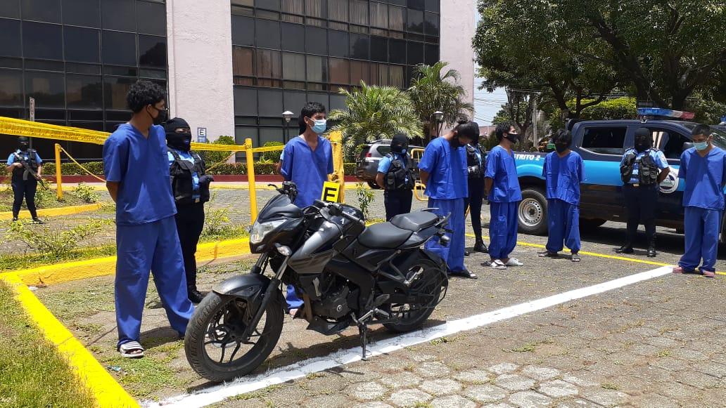 Más de 70 detenidos por delitos de peligrosidad, reporta la Policía Nacional