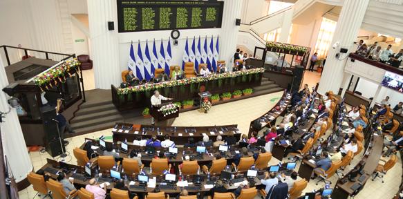 Diputados aprueban préstamo de 43 millones de dólares para contener y controlar la COVID-19