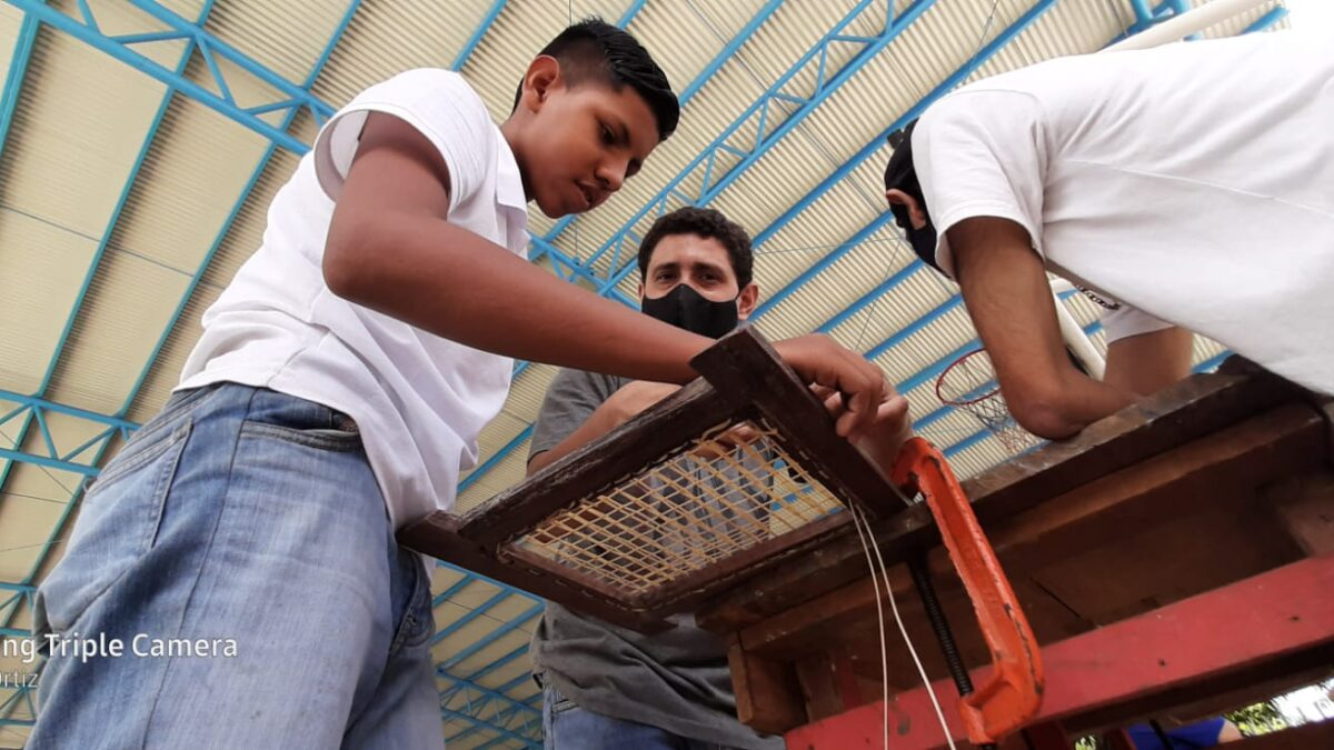 Nicaragua prepara a niños con discapacidad para el mundo laboral