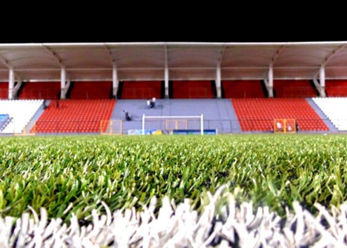 Estadio Independencia estrenará nuevo césped