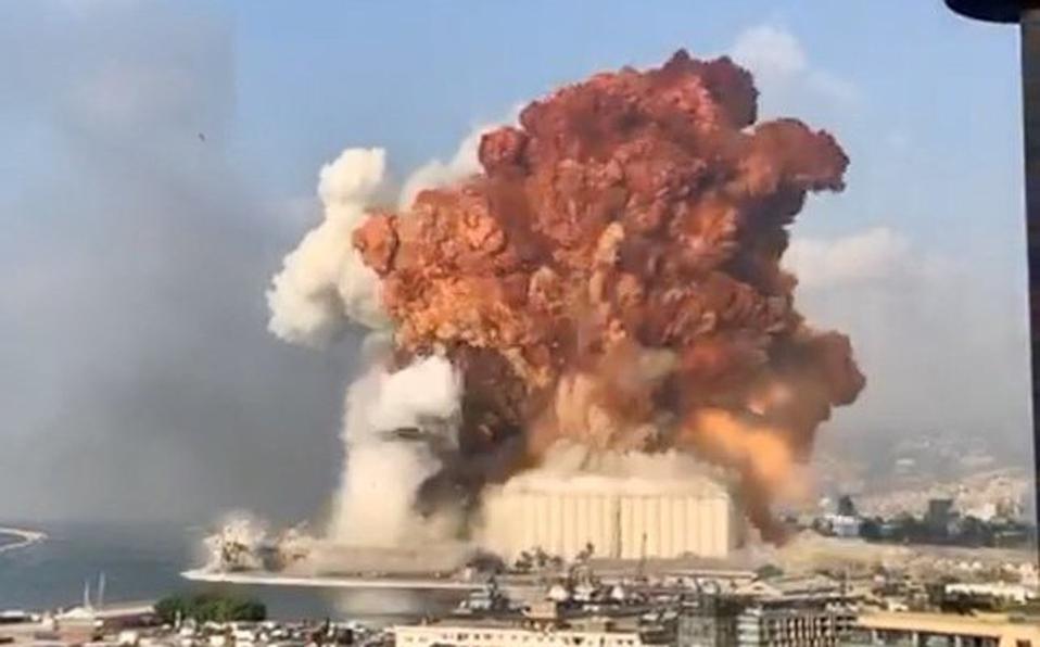 La causa de la exploción que sorprendió al mundo
