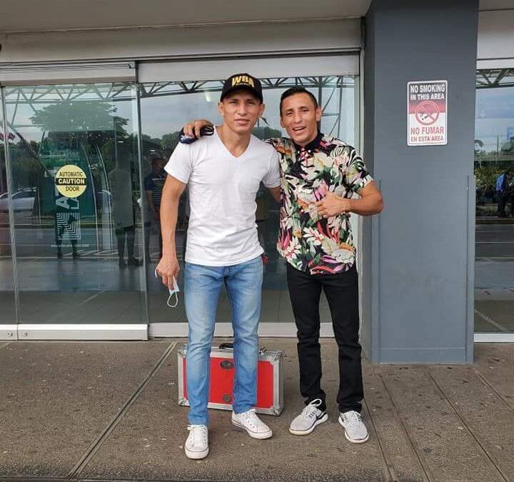 Félix Alvarado viaja hacia Miami para su campamento
