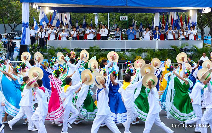 Ministerio de Educación nicaragüense prepara acto en saludo a las Fiestas Patrias